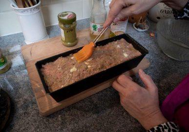 gehaktbrood Koken en opnieuw beginnen