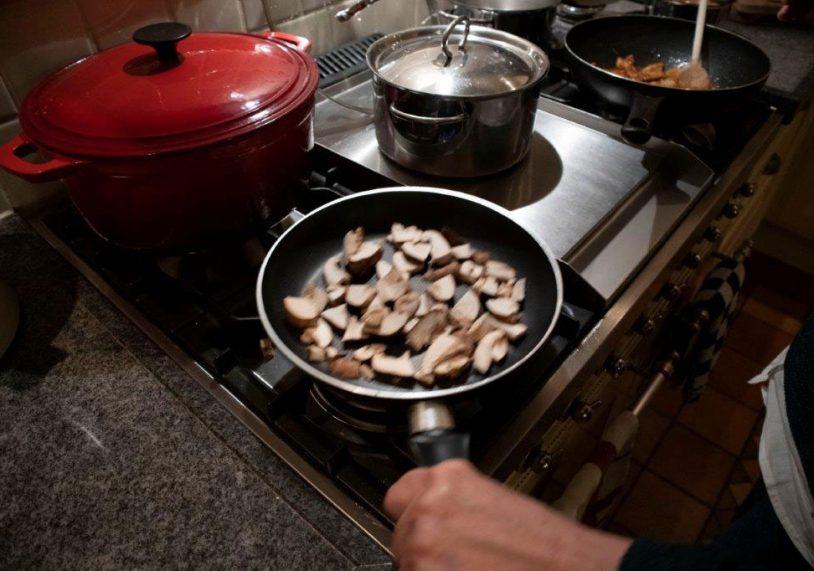 Ramen Koken en opnieuw beginnen